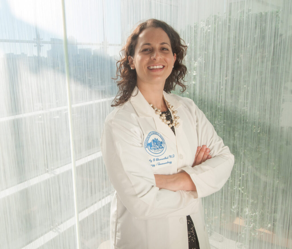 Kimberly Blumenthal – Mass General Allergy Research